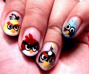 nails and angry birds image