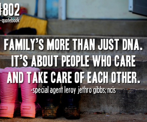 family, ncis, and quote image