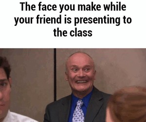 face, friend, and funny image