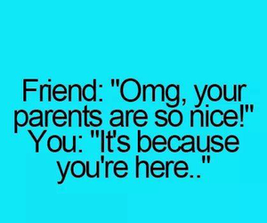 parents, friends, and funny image