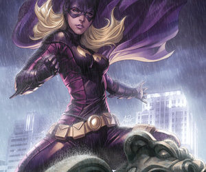 batgirl and deviantart image