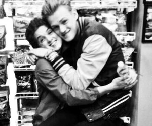 bromance, brad simpson, and the vamps image