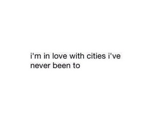 quote, love, and city image