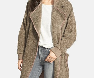 carpet, coat, and trench image