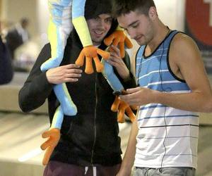 the wanted, tom parker, and max george image