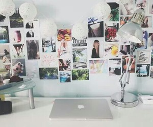 room, picture, and apple image