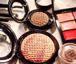 beauty, mac, and makeup image