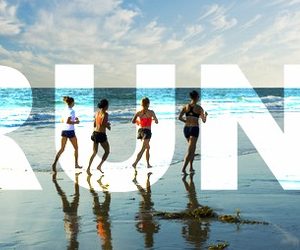 run and fitness image