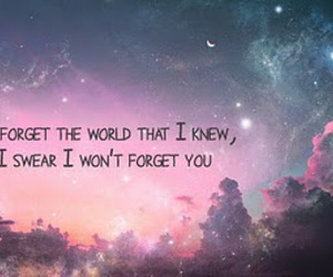 magic, Owl City, and text image
