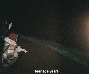 grunge, teenager, and teenage image