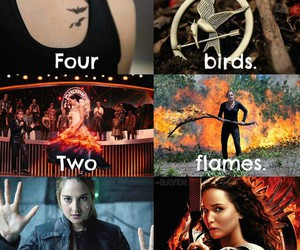 divergent and hunger games image