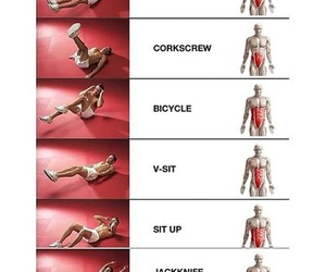 body, work, and workout image