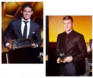 beasts, james, and real madrid image
