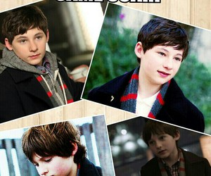 cuteness, once upon a time, and jared gilmore image
