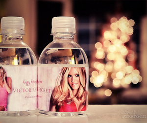 photography, victoria secret, and water image