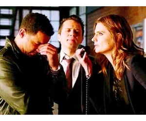 beckett, castle, and hilarious image