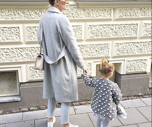 fashion, daughter, and girl image