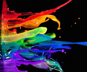 cool, color, and paint image