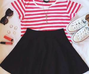 <3, clothes, and fashion image