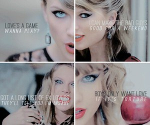 blank space, Taylor Swift, and Y image