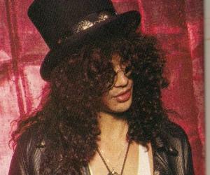Guns N Roses, slash, and ♥ image