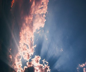 sky, light, and beautiful image
