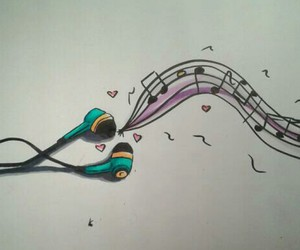 it, music, and musik image
