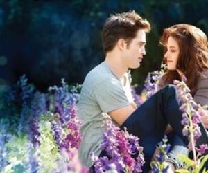 twilight, bella, and edward image