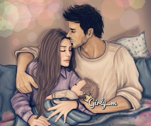 family, baby, and girly_m image