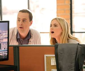 ncis, sean murray, and timmy mcgee image