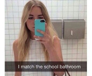 bathroom, clothes, and matching image