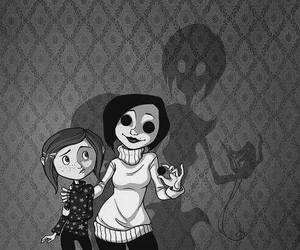 coraline and movie image