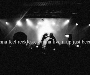 all time low, concert, and lyric image