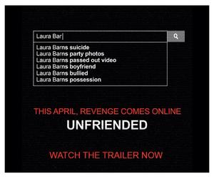 unfriended image