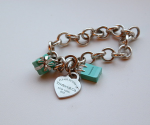 tiffany, bracelet, and accessories image