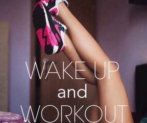 body, workout, and fitness image