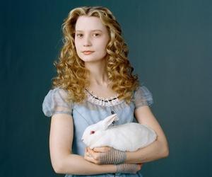 alice and Mia Wasikowska image