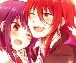anime, yui, and loki image