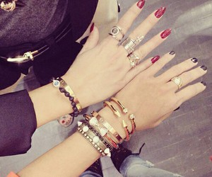 nails, fashion, and accessories image