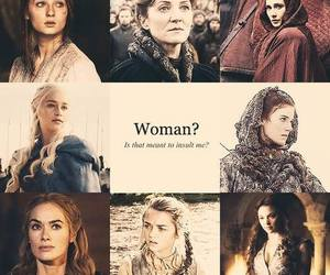 game of thrones, woman, and got image