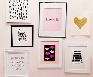 lovely, picture, and pink image