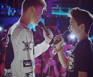 BAM, leondre devries, and bars and melody image