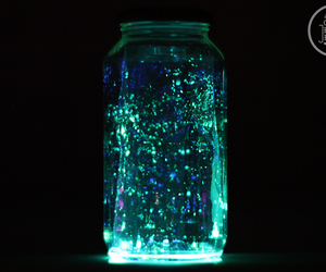 cool, diy, and jar image