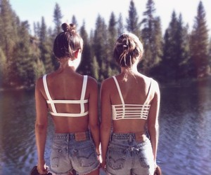 forest, levis, and thinspo image