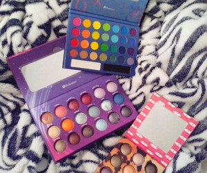 makeup, bh cosmetics, and palette image
