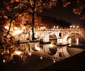autumn, italy, and rome image