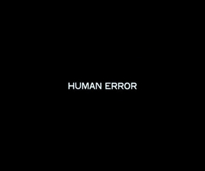 sherlock, human condition, and human error image