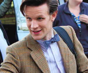 celebs, doctor who, and matt smith image