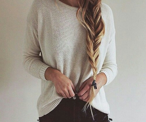 blondy, clothes, and outfit image