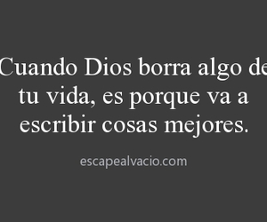 frases, god, and quote image